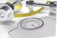 hcg starts with digital scale