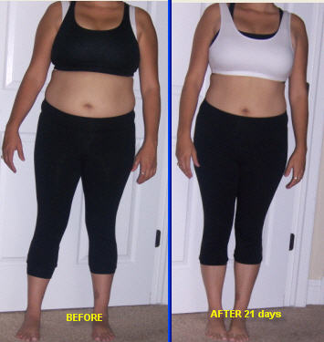 weightloss testimonials