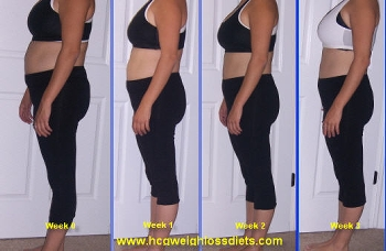 hcg diet photos