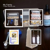HCG diet products family