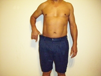 reducir cintura 3 pulgadas