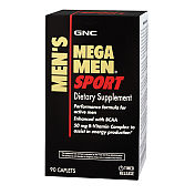 mega men sports label