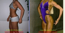 hcg photos before and after hcg diet