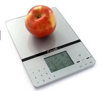 start hcg with digital food scale