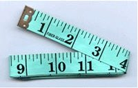 when to start hcg use a metric tape
