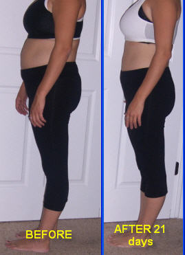 Are you ready to build your figure for life in just 21 days?