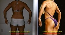 hcg before and after hcg diet pics